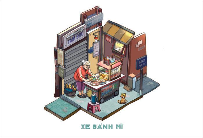 Quên đi lùm xùm giữa Maxk Nguyễn và Sith Zâm, hãy cùng thưởng thức những tác phẩm từ hai anh chàng này ảnh 19