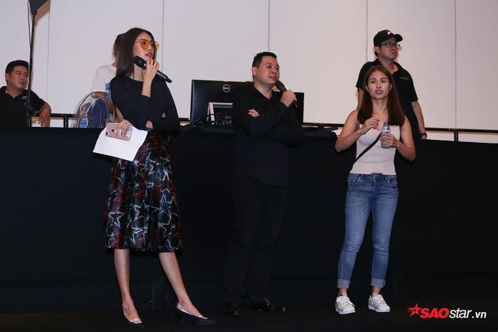Trong đêm diễn này, Lan Khuê sẽ đảm nhận vai trò chỉ đạo catwalk cùng các đạo diễn của chương trình.