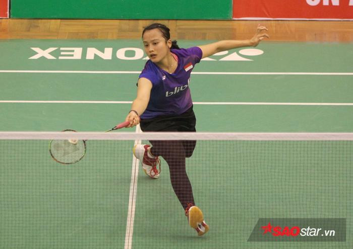 Tay vợt Indonesia có thứ hạng cao hơn liên tục bị làm khổ.
