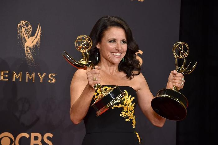Julia tiếp tục nhận thêm giải Emmy. Hình ảnh:Alberto E. Rodriguez/Getty Images.