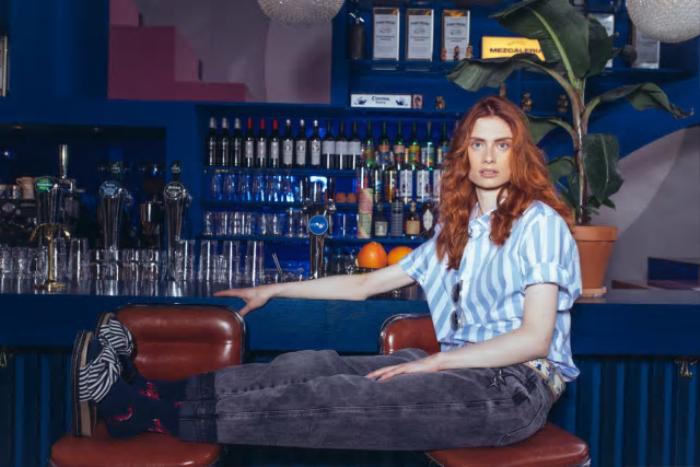 Thí sinh 'kêu trời' vì thử thách cởi vớ bằng miệng của Next Top Model Hà Lan