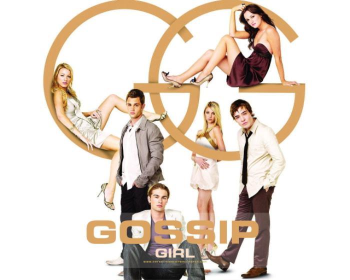GG và lần cuối nhắc đến - 'Gossip Girl'