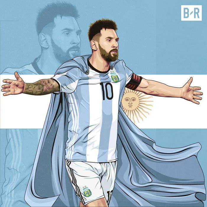 Gặp muôn vàn khó khăn khi bị đối thủ dẫn trước ngay trong hiệp 1, nhưng nhờ sự tỏa sáng của Messi, Argentina đã ngược dòng thành công để đoạt vé dự World Cup 2018. Cú hat-trick 'kinh điển' của M.10 khiến anh nhận được sự tán tụng lớn lao từ các CĐV. Không ít người ví anh với 'đấng cứu thế'.