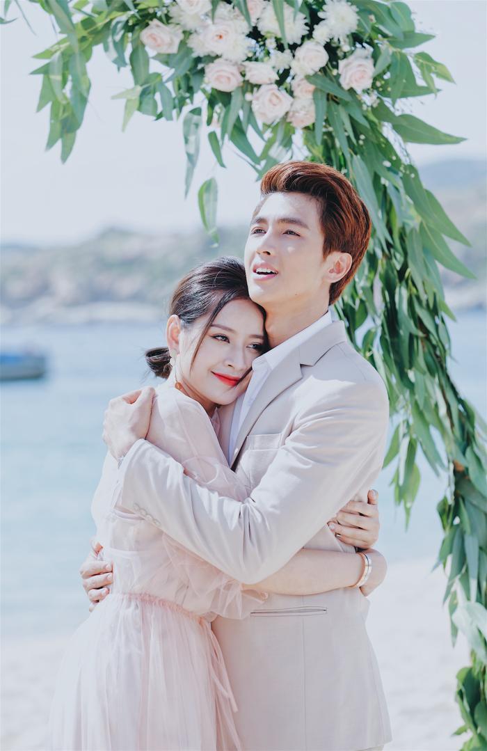 Chi Pu và Bình An trong teaser 3.