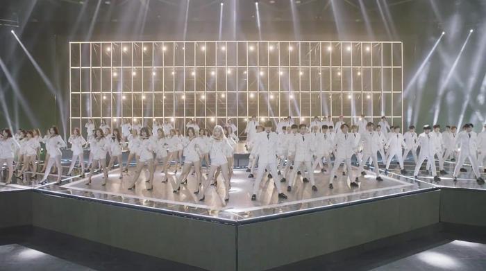 Show cứu vớt thần tượng The Unit rộn ràng lộ diện nhóm center toàn trai xinh gái đẹp