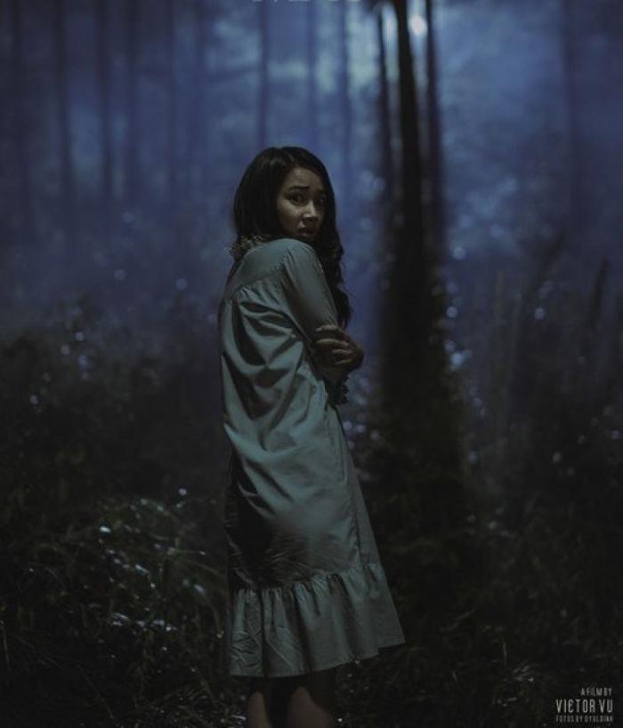 Hình ảnh Nhã Phương trong vai Linh.