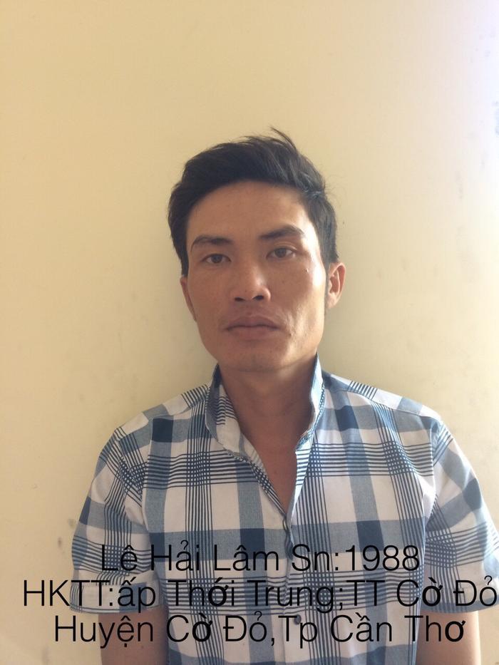 Lê Lâm Hải.