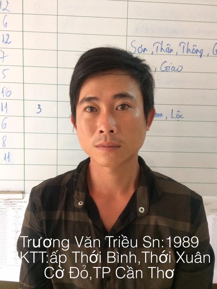 Trương Văn Triều.
