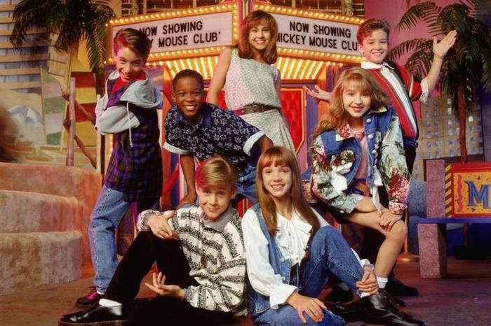 """Britney, Christina, Justin là những tên tuổi lớn của làng nhạc Pop bước ra từ """"lò"""" Disney."""