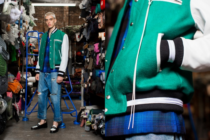 Lần này các mẫu bomber và basketball jacket được ưu ái khá nhiều.