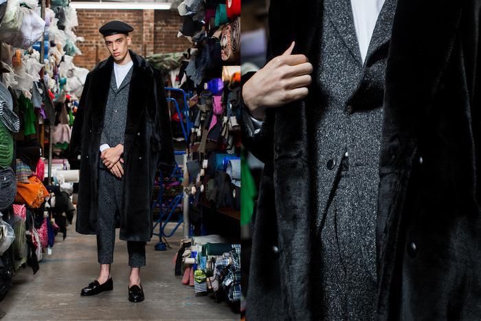 Gentlemen style cũng là một lựa chọn phù hợp cho đấng mày râu.
