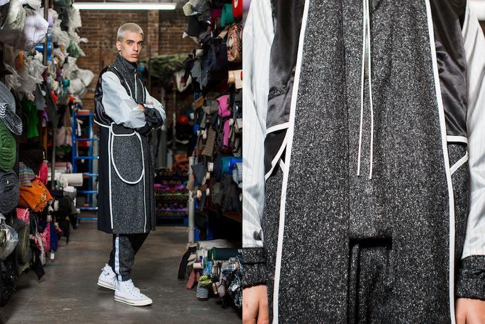 Điểm nổi trội nhất trong bộ sưu tập này là màn kết hợp giữa streetwear và menswear.