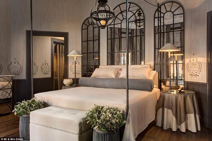 Những ứng viên nặng ký của top 10 phòng khách sạn sexy nhất thế giới ảnh 7