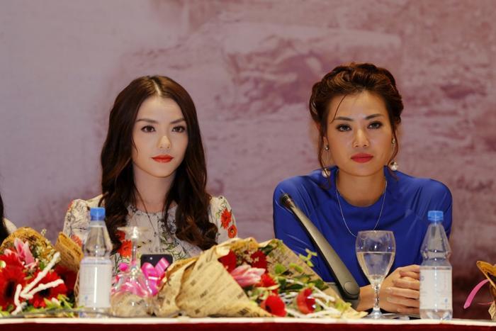 Thanh Hương trải lòng về vai diễn.