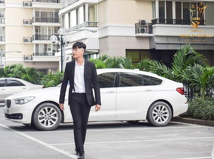 Phạm Việt Hưng – Khóa 41.