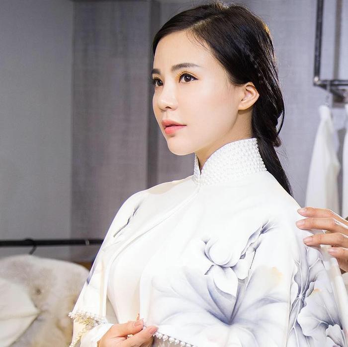Bà Trang là người đẹp khá có tiếng trong giới kinh doanh.