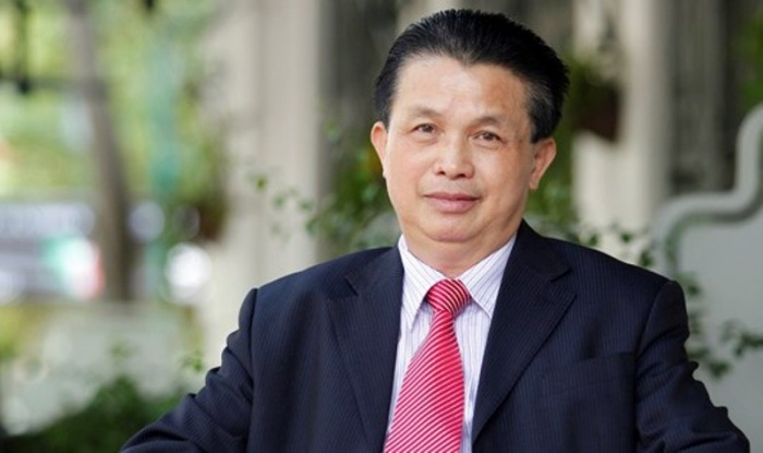 PGS.TS Trần Đáng, Chủ tịch Hiệp hội thực phẩm chức năng Việt Nam .