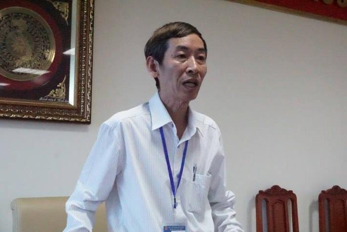 Ông Lê Văn Nam, Giám đốc Bệnh viện Sản Nhi Bắc Ninh.