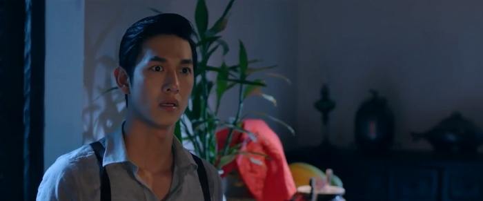 Song Luân: Chàng trai gây sốt với vòng 3 quyến rũ trong cảnh nóng cùng Mẹ chồng Thanh Hằng ảnh 4