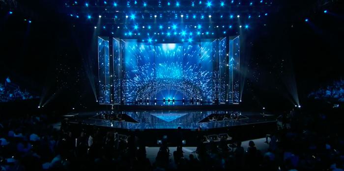 Hé lộ hình ảnh sân khấu hoành tráng đêm chung kết Miss Universe 2017