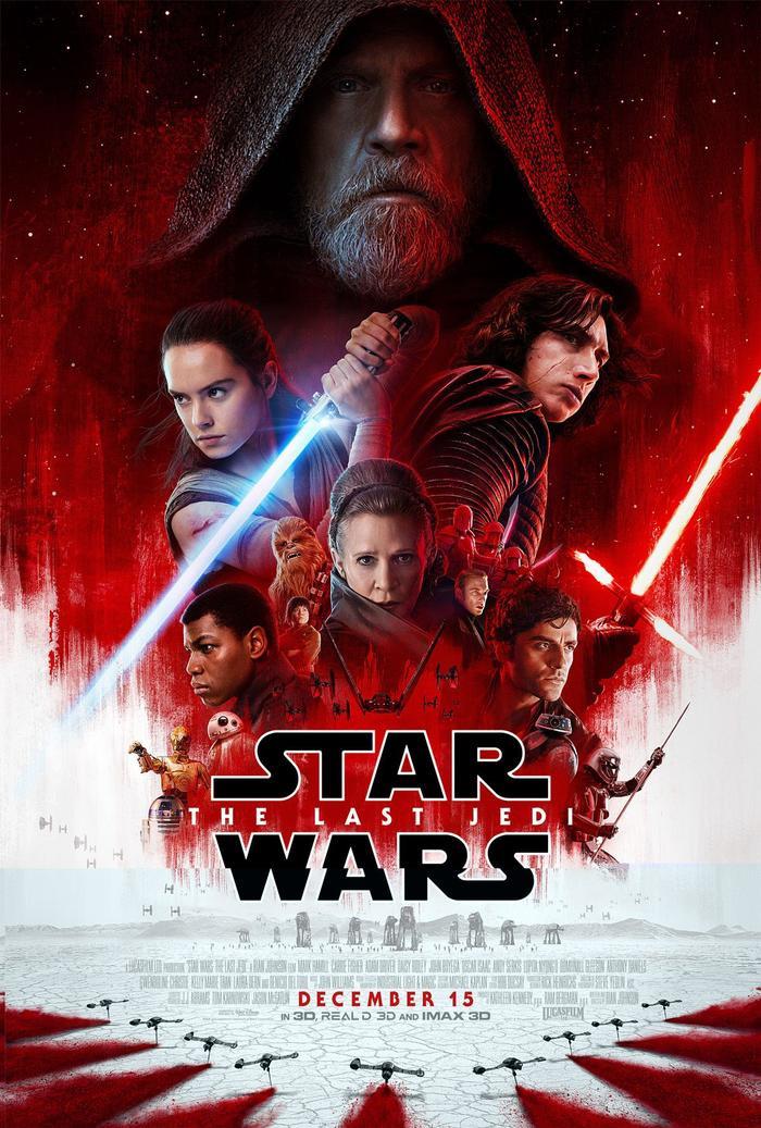 9 phim Mỹ ra rạp tháng 12: Star Wars và những cuộc phiêu lưu của Ferdinard, Jumanji ảnh 2
