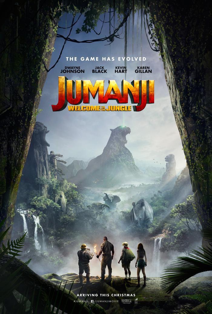 9 phim Mỹ ra rạp tháng 12: Star Wars và những cuộc phiêu lưu của Ferdinard, Jumanji ảnh 4