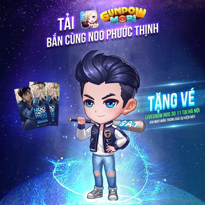 Noo Phước Thịnh khiến fan đổ rầm với hình tượng mô phỏng trong GunPow ảnh 2