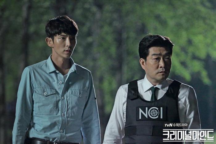 Criminal Mind lại là một phim flop đáng tiếc của Lee Jun Ki