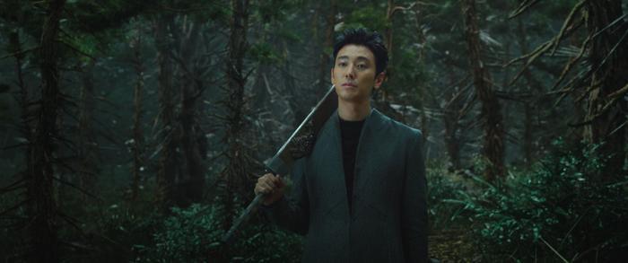 Joo Ji-hoon trong phim.