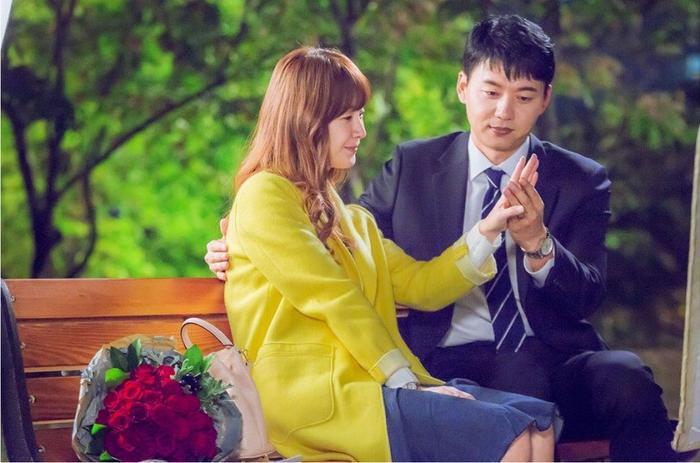 Kim Seung Soo và Myung Se Bin (First Love Again)