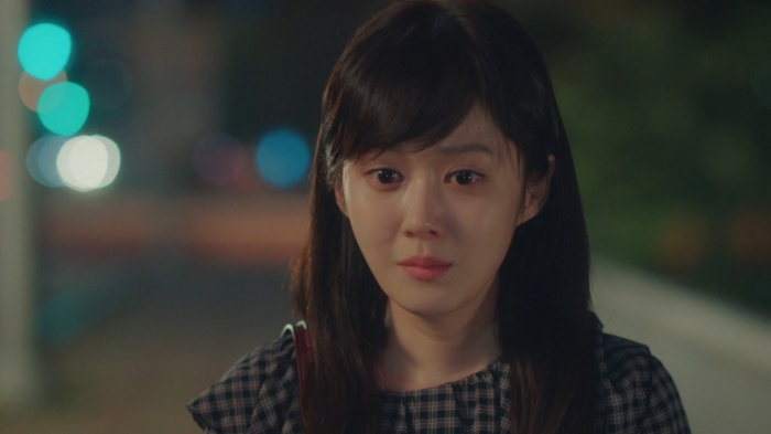 Jang Nara (Go Back Couple)