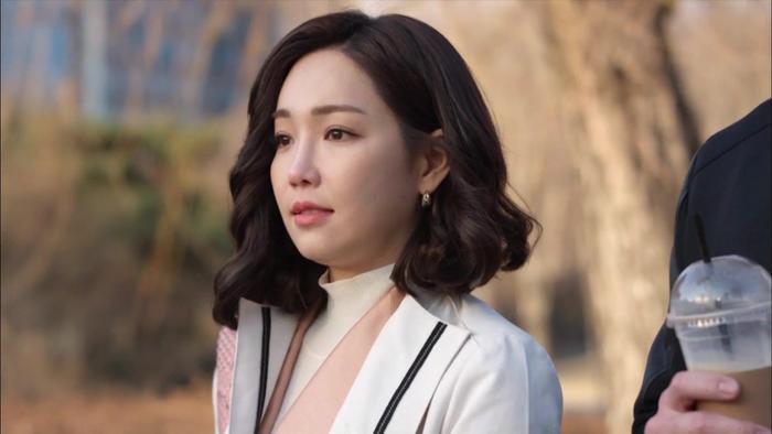 Lee Yoo Ri (Father Is Strange)