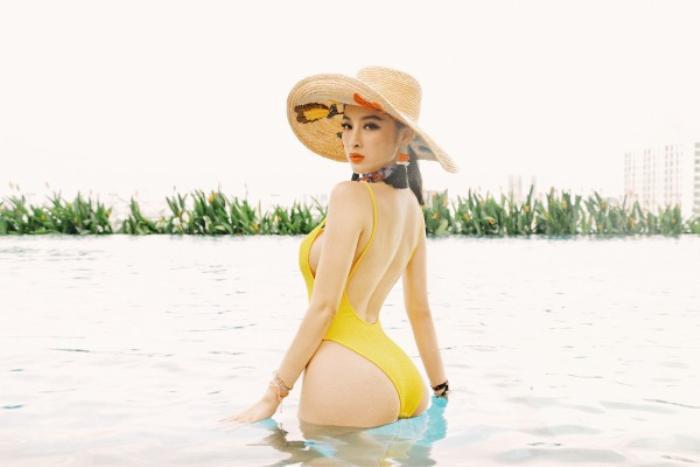 Chăm chỉ khoe body siêu đẹp, Tóc Tiên hay Phương Trinh xứng danh 'Nữ hoàng bikini 2017'