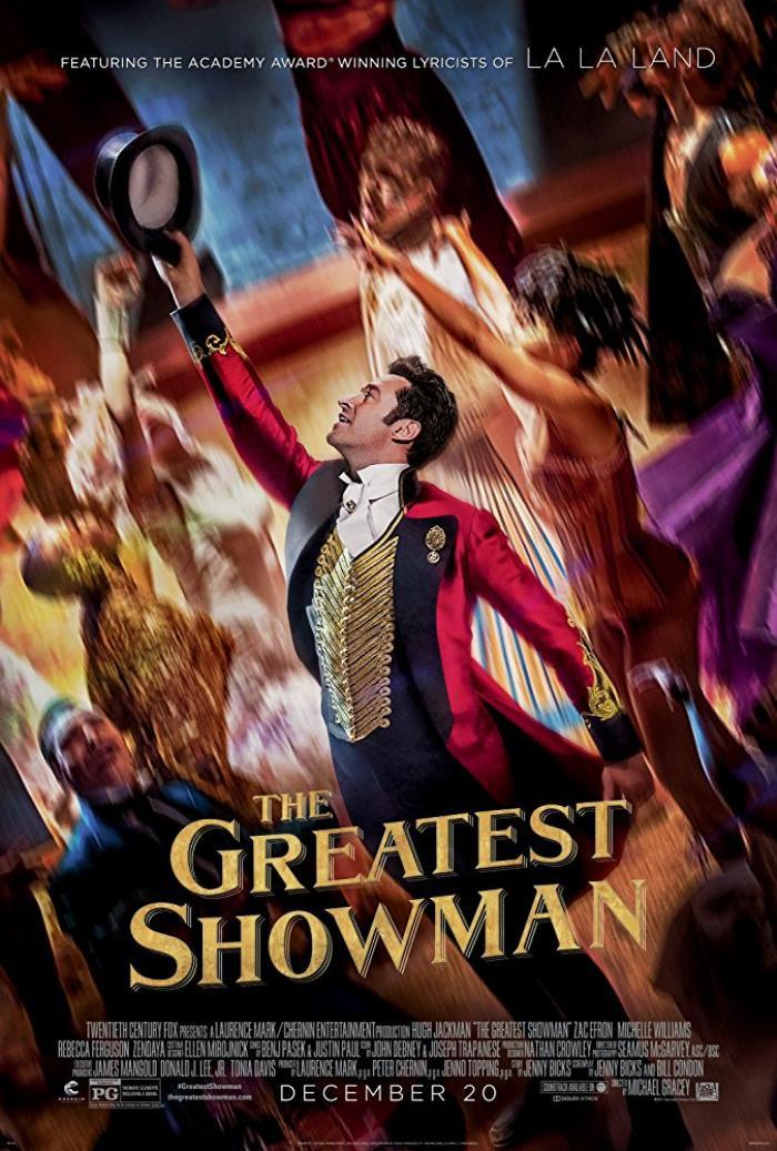'The Greatest Showman': Bộ phim mang lại ước mơ cho tất cả mọi người