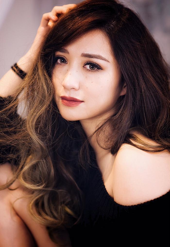 Thu Hà từng là Á khôi Miss Thăng Long.