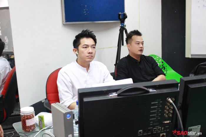 Đạo diễn Bảo Nhân và NamCito đã có một ngày làm việc vất vả để cân đo đong đếm và lựa chọn ai phù hợp giữa các ứng cử viên tiềm năng.