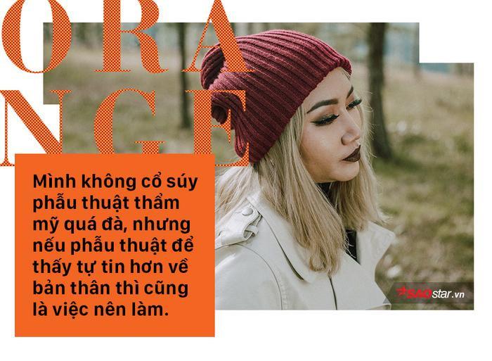 Orange của 'Người lạ ơi': 4 năm qua, vẫn thấy có lỗi với chị Hồ Ngọc Hà
