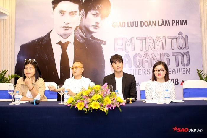 Cận cảnh vẻ đẹp 'thách thức thời gian' của nam tài tử Jo Han Sun tại Việt Nam