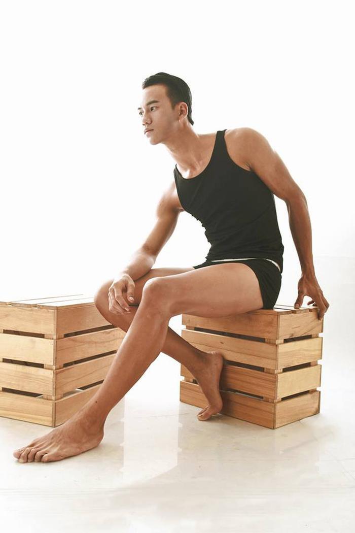 Loạt mẫu nam cao trên 1,8 m, body 6 múi phong toả bảng xếp hạng Siêu mẫu VN online