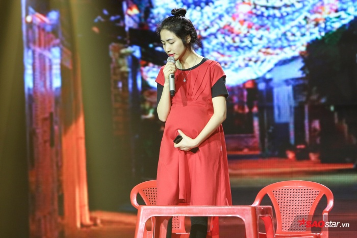 Hoà Minzy lần đầu hoá bà bầu, bộ đôi quán quân Thiện Nhân - Đức Phúc dốc toàn lực cho đêm chung kết Cặp đôi hoàn hảo