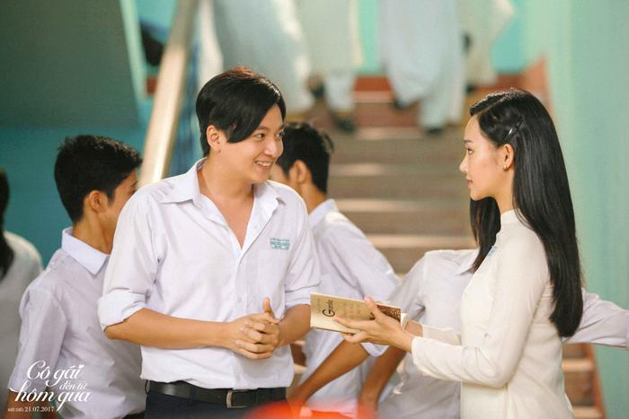 Mai Vàng 2017: Ngô Kiến Huy  Minh Hằng đoạt giải Diễn viên xuất sắc nhất ảnh 1