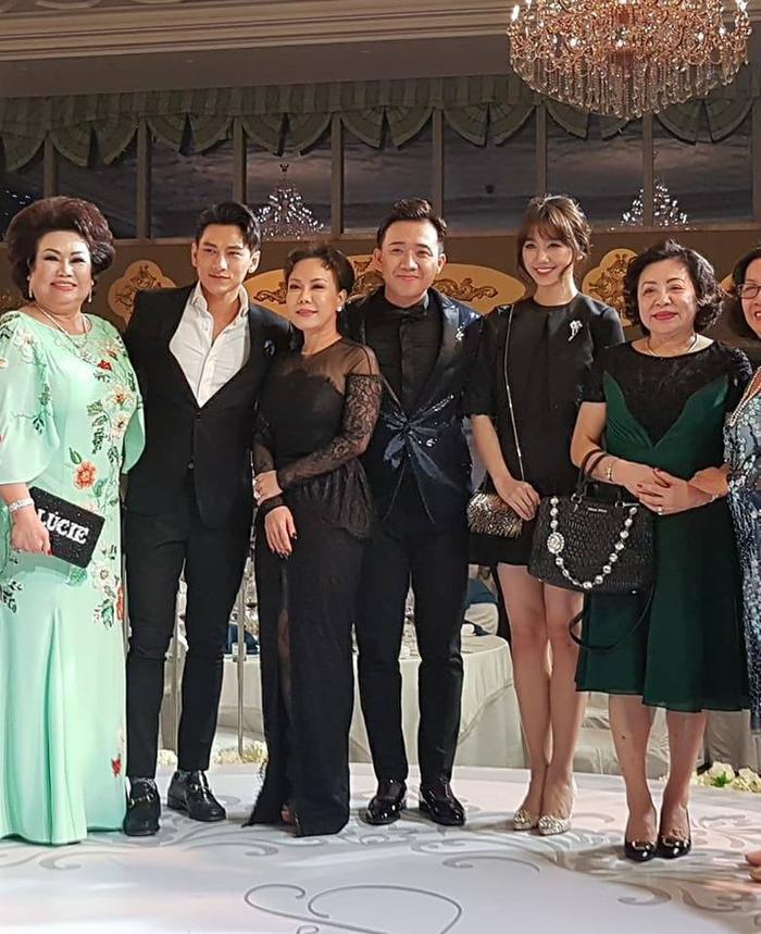 Lễ cưới của Huỳnh Mi – Yung Man Kit diễn ra ngày 19/1.