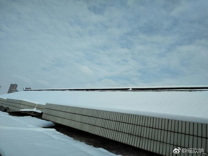 Chung kết U23 Việt Nam  Uzbekistan: Tuyết đang rơi phủ kín mặt sân, nhiệt độ xuống thấp ảnh 13