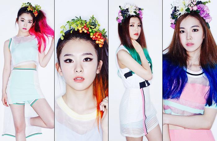 Ngày 27/7/2014, SM thông cáo chuẩn bị ra mắt Red Velvet, hôm sau đã tung ngay hình ảnh các thành viên và teaser MV debut. Đến 4/8 nhóm chính thức debut với Happiness.