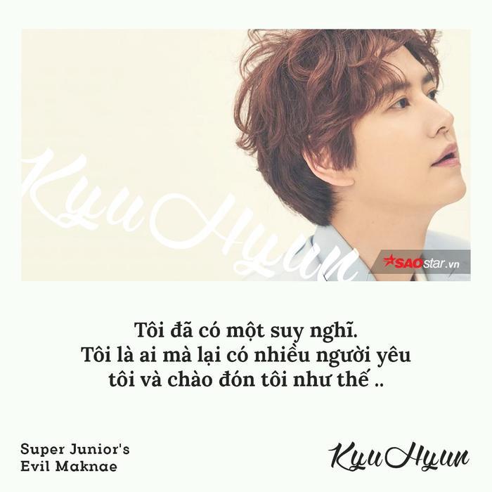 Kyu Hyun  chàng hoàng tử ballad có trái tim ấm áp nhưng kiên cường nhất showbiz Hàn ảnh 3