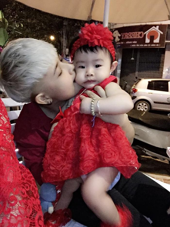 Cả hai sẽ tổ chức lễ cưới vào năm 2019 khi con gái hơn 2 tuổi.