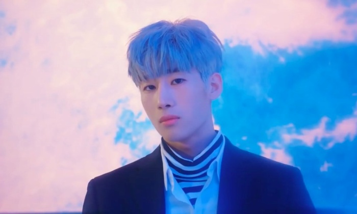 Seungwoo của Victon.
