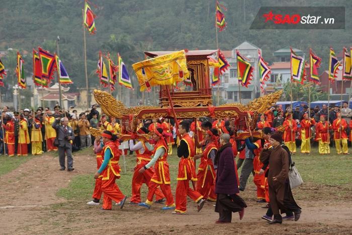 Một số hình ảnh khác tại lễ hội.