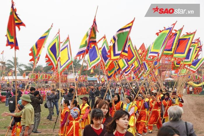 Ngoài phần nghi lễ cày tịch điền lễ hội tịch điền Đọi Sơn 2018 còn có các nghi thức như lễ cáo yết, lễ rước lễ cầu an và nhiều vui chơi như hội thi vẽ và trang trí trâu, giải vật…
