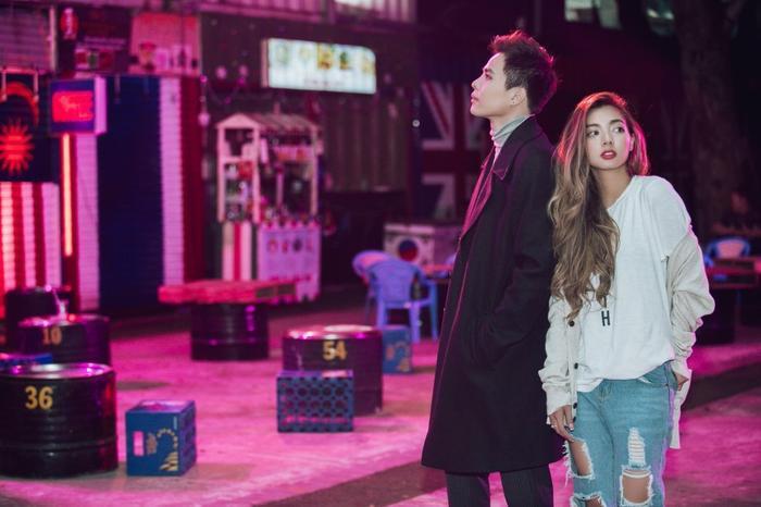 Katleen Phan Võ trong MV 'Không sao đâu' của Trịnh Thăng Bình.